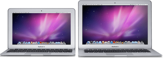 新 MacBook Air 登場 - MacBook meets iPad -