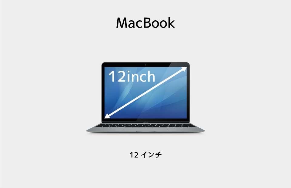 12インチのMacBook