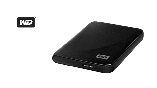 wd My Passport Essential 500GB